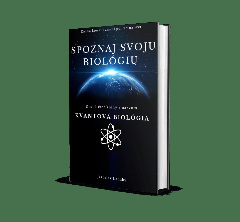 obálka kvantová biológia
