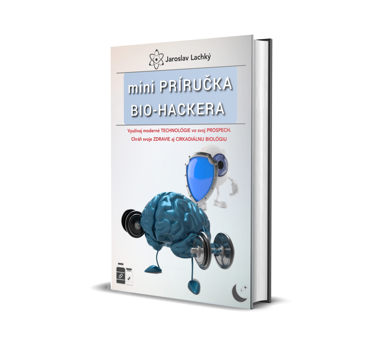Ebook-minipríručka BIOHACKERA