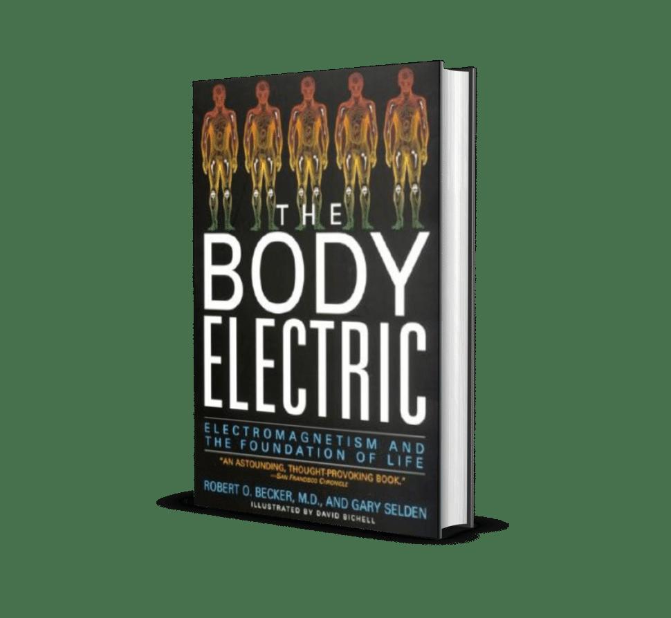Robert O. Becker Body electric recenzia Jaroslav Lachký Moja knižnica