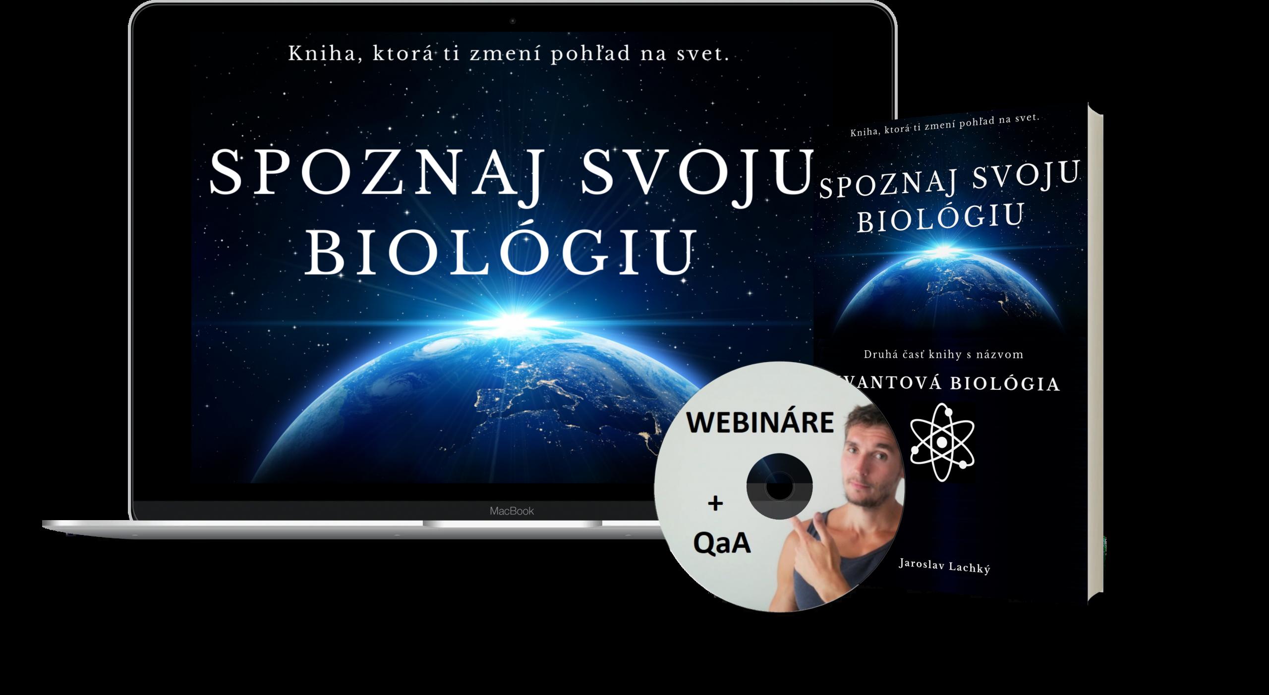 Jaroslav Lachký Kvantová biológia