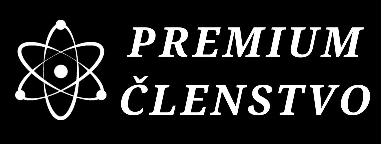 PREMIUM ČLENSTVO jaroslav lachký logo
