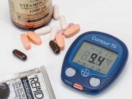 Nízky vitamín D, cukrovka a UV svetlo