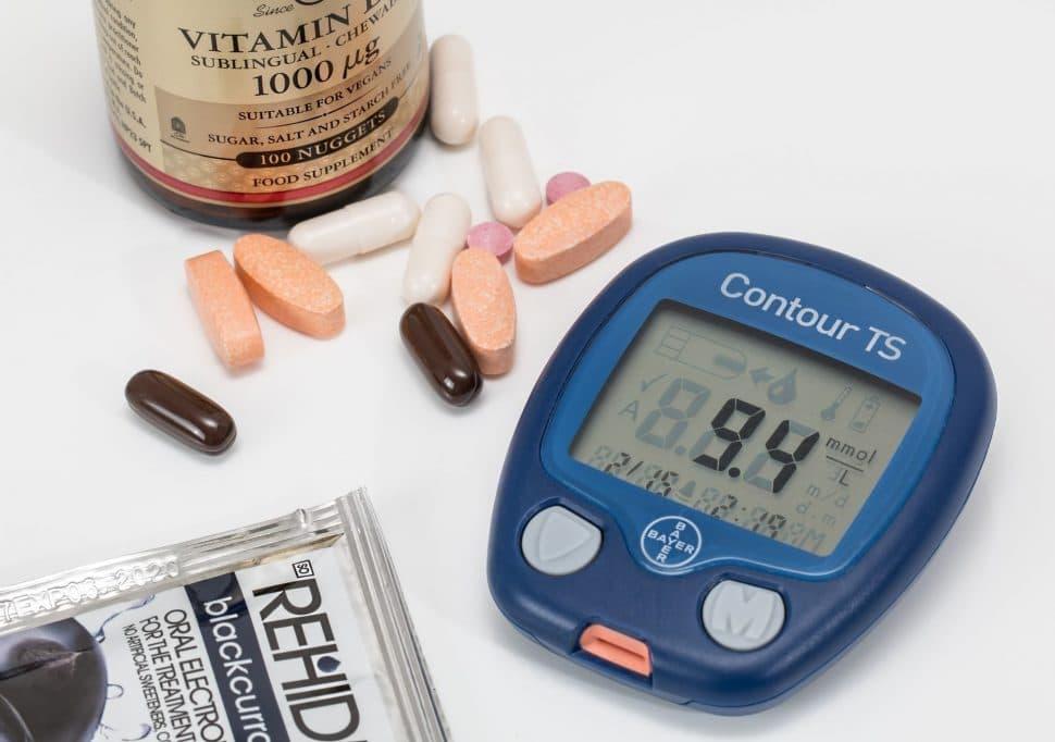Nízky vitamín D, cukrovka aUV svetlo
