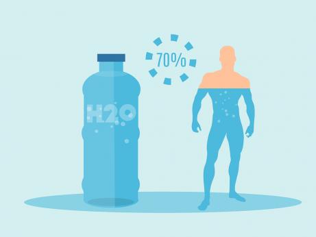 Prečo umelé modré svetlo dehydratuje a zníži vitamín D