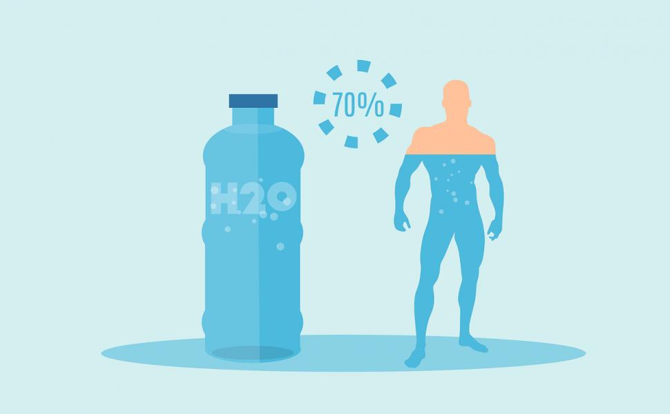 Prečo umelé modré svetlo dehydratuje azníži vitamín D